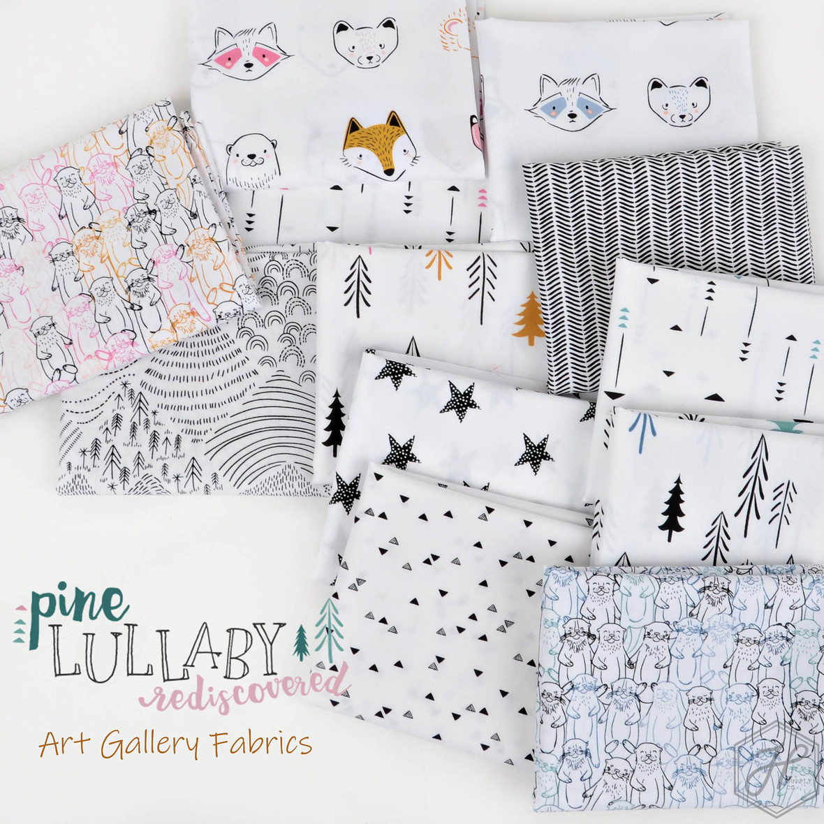 New Pine Lullaby Art Gallery at Hawthorne Supply Co