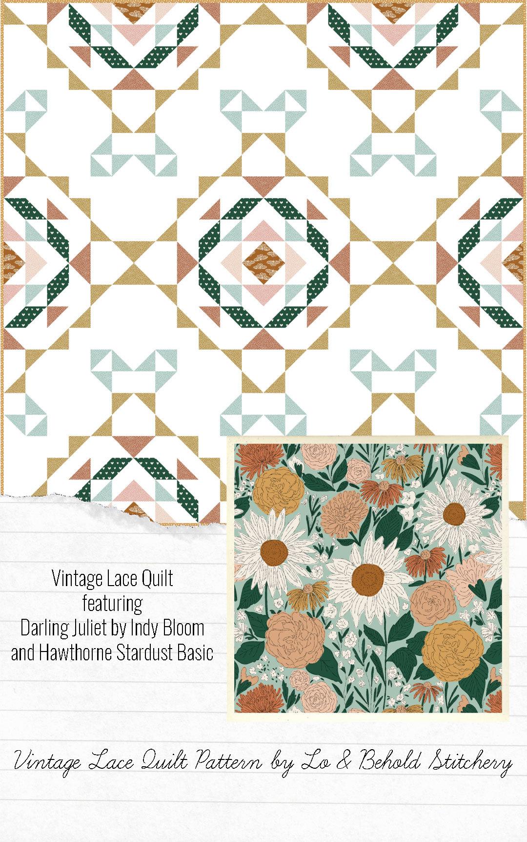 Darling-Juliet-Vintage-Lace-Quilt-Indy-bloom