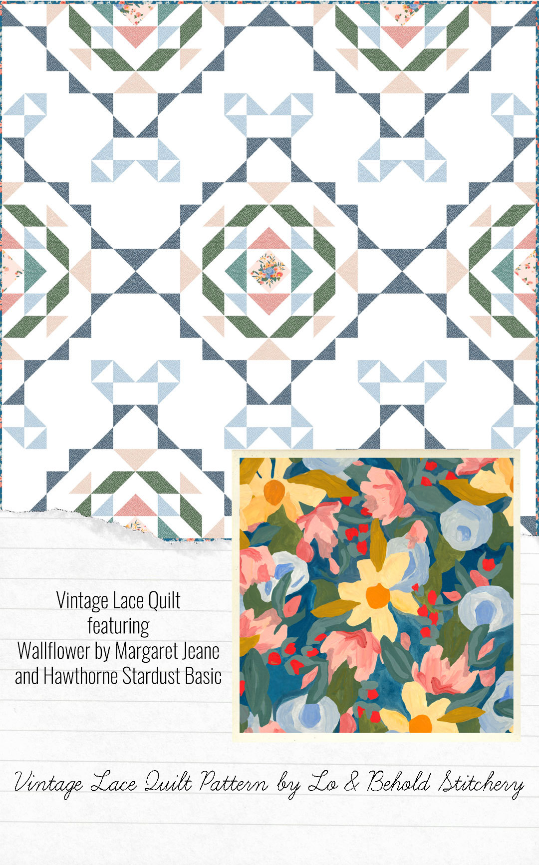 Wallflower-Vintage-Lace-Quilt