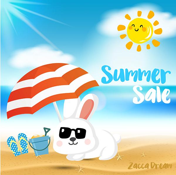 Summer Sale POP 600px