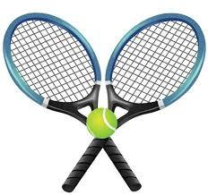 crossed racquets