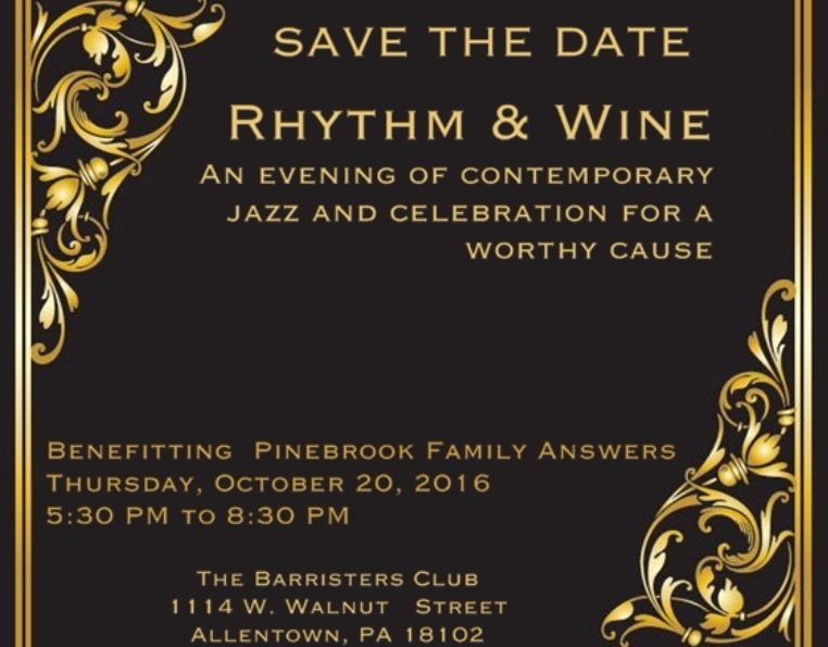 Rhythm   Wine Save the date