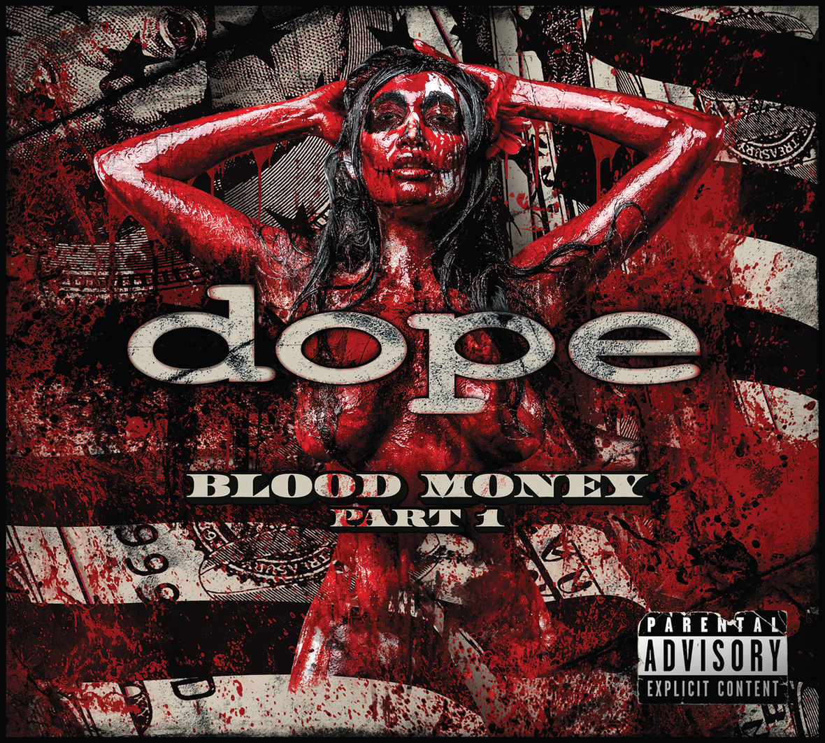 Dope BloodMoney Cover