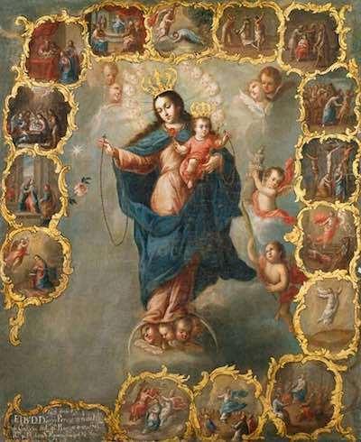 Inmaculada Concepcion 12  23