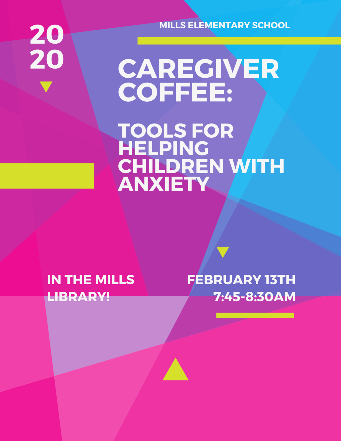 Caregiver Coffee