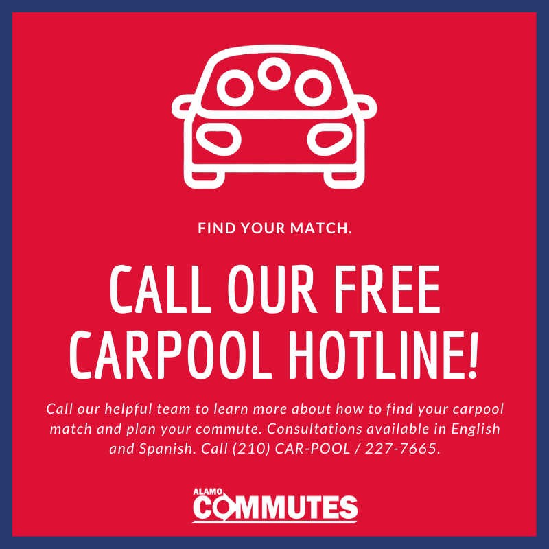 AC - Carpool Hotline Graphic