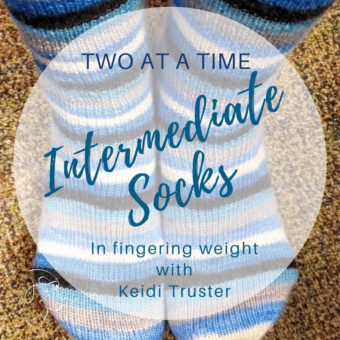 intermediate socks