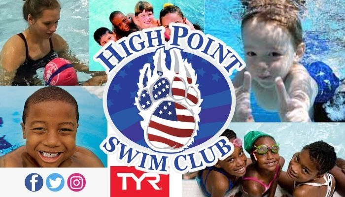 hp swim news
