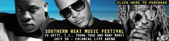 Southern Heat Music Festival