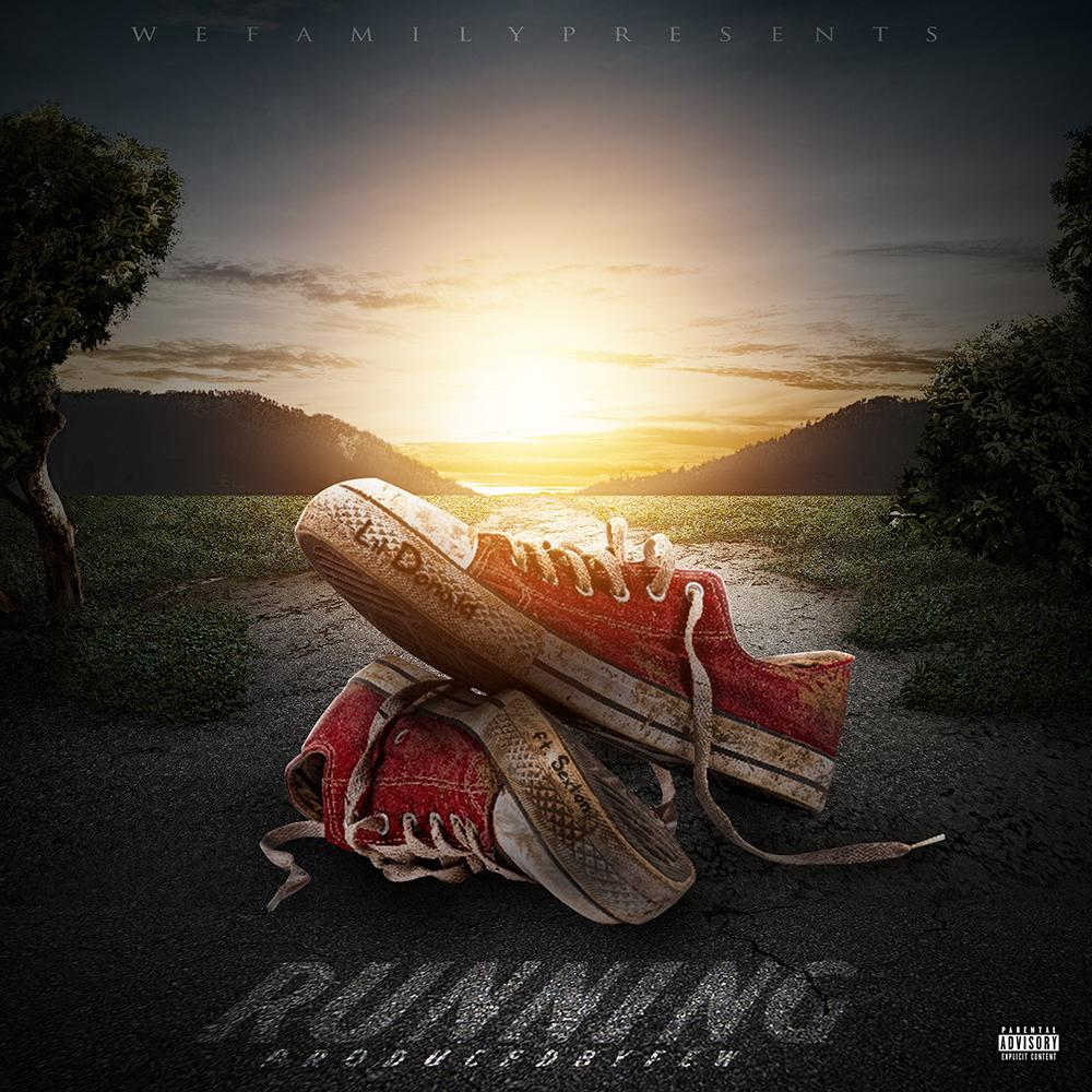 donald running