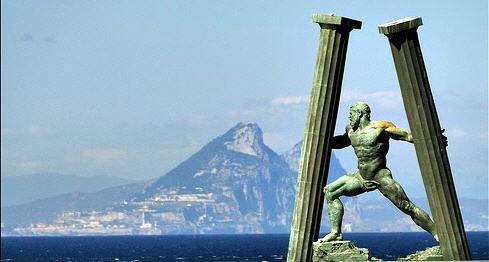 Las Columnas de Hercules portada