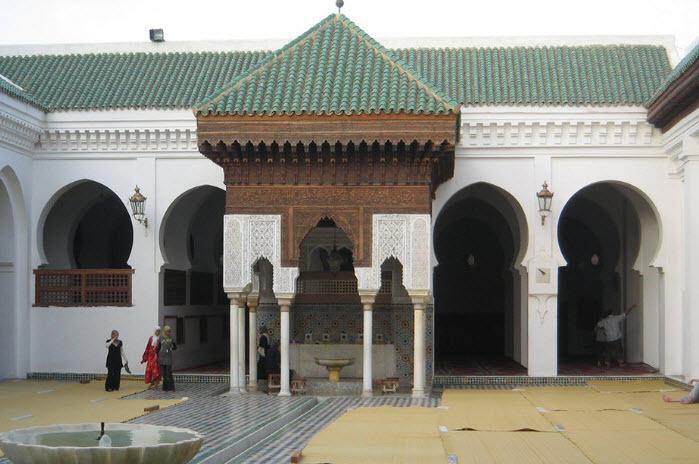 Al-Qarawiyyin Library