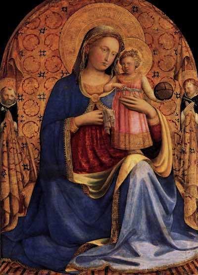 Virgen con el Nino 03  07