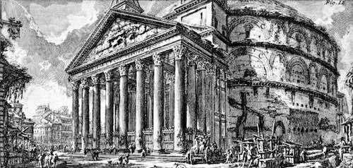 Panteon romano 01  01