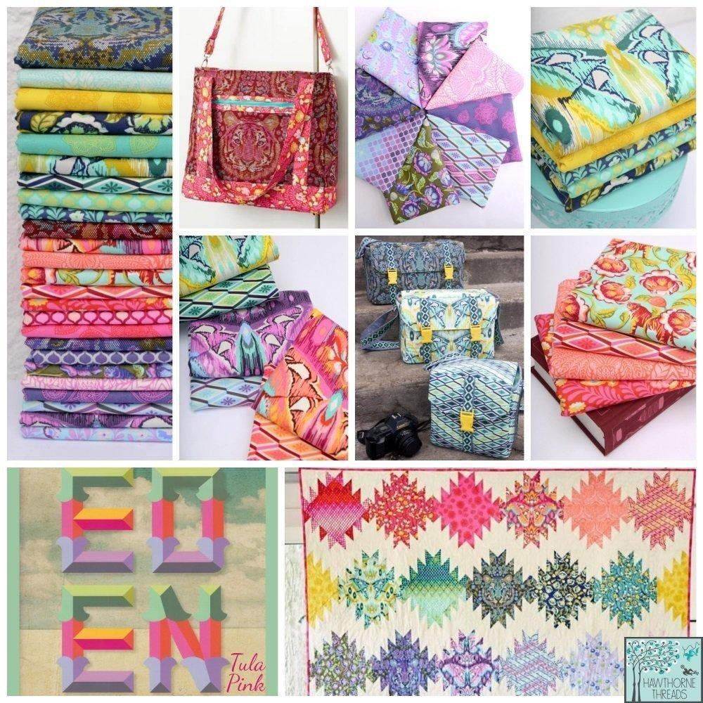Tula Pink Eden Fabric