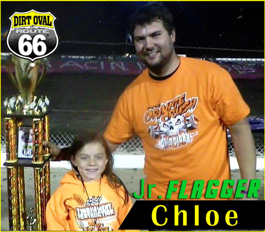 Chloe-jr-flagger