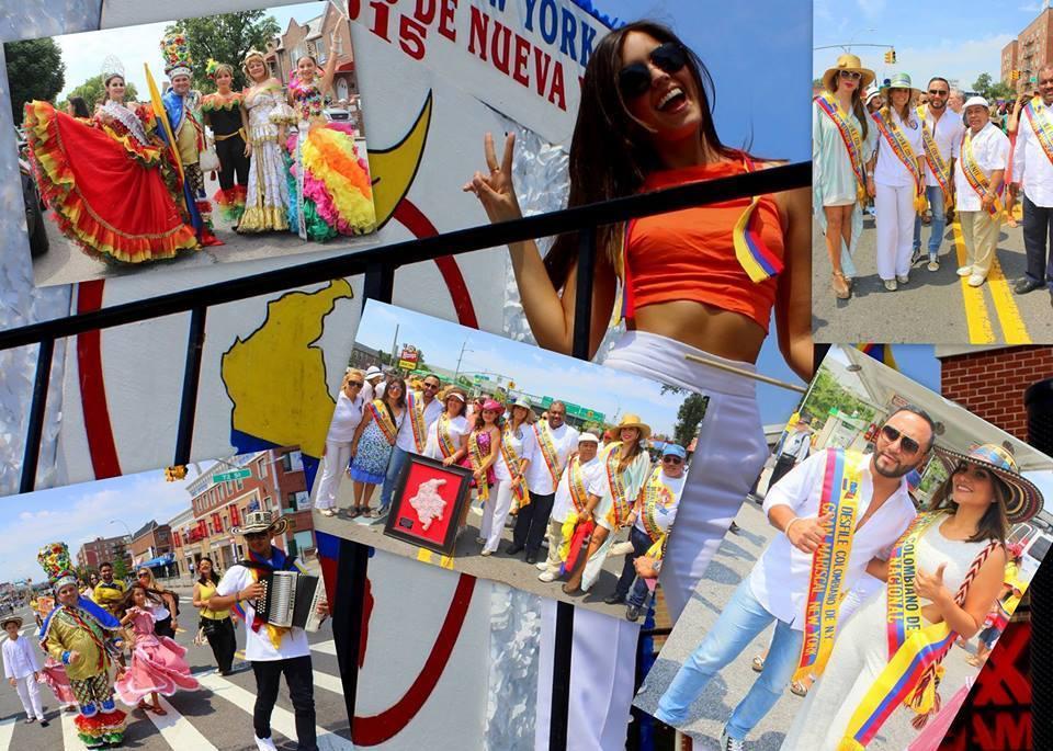 Desfile Colombiano 2015