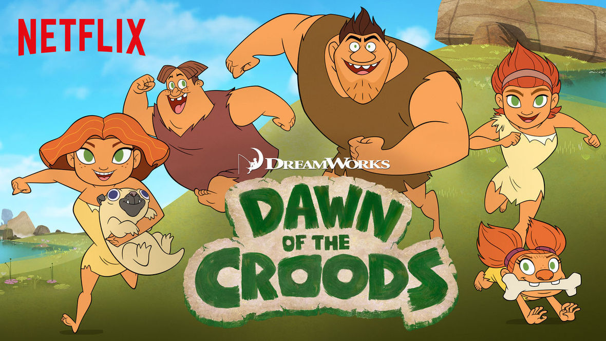 Dawn of the Croods TV SDP
