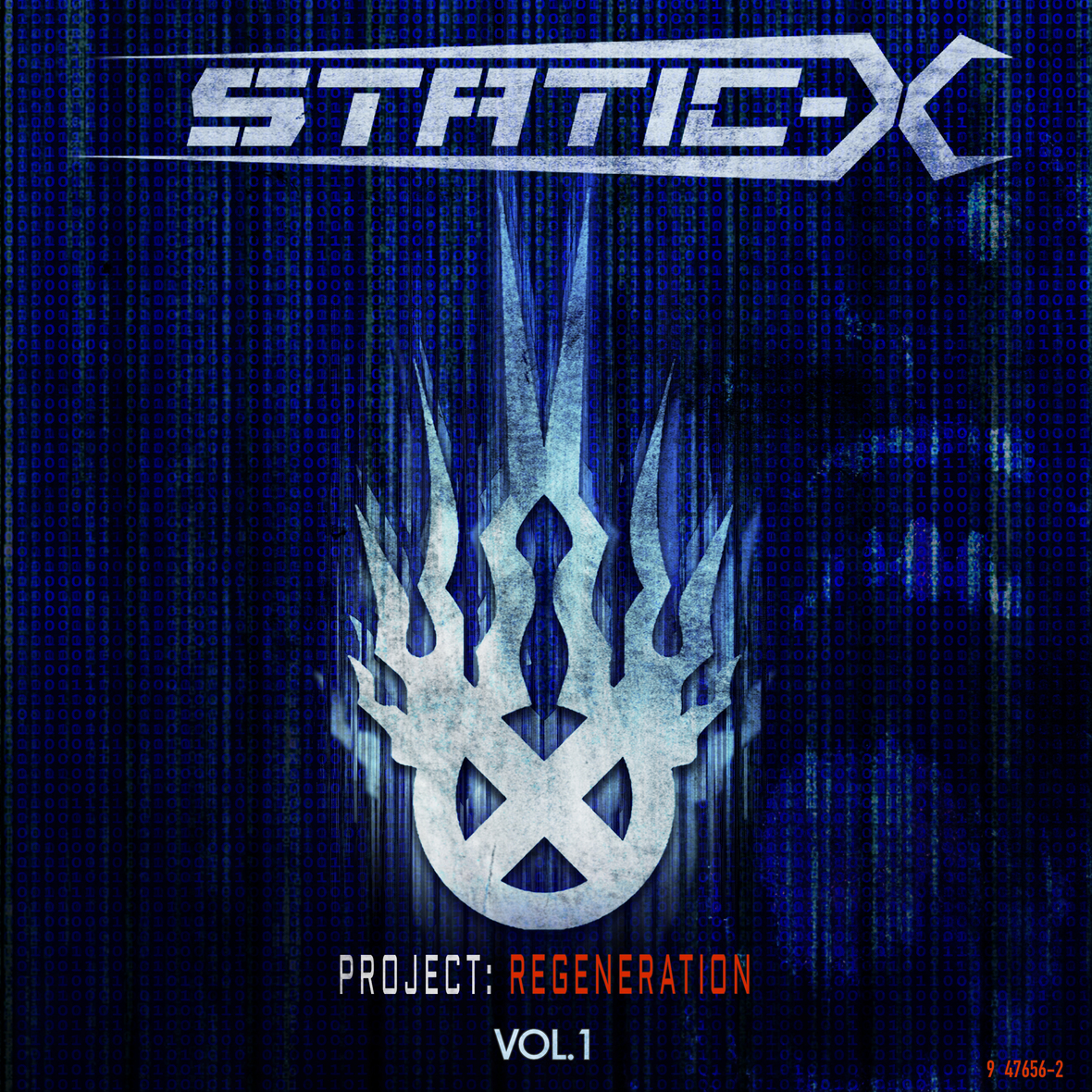 StaticX Project Regeneration Cover