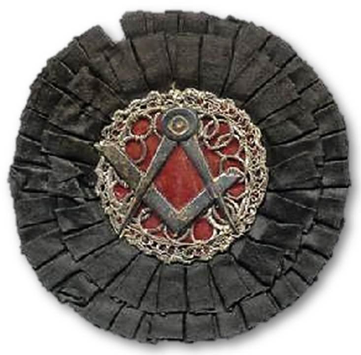 Civil War Copperhead Badge