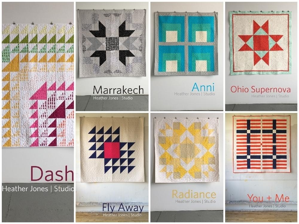 Heather Jones Quilt Patterns