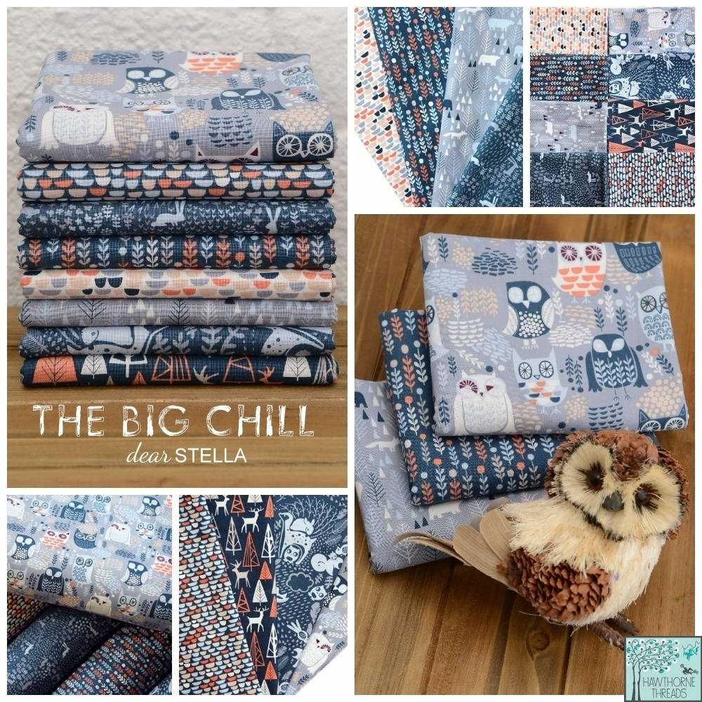 The Big Chill Fabric Poster