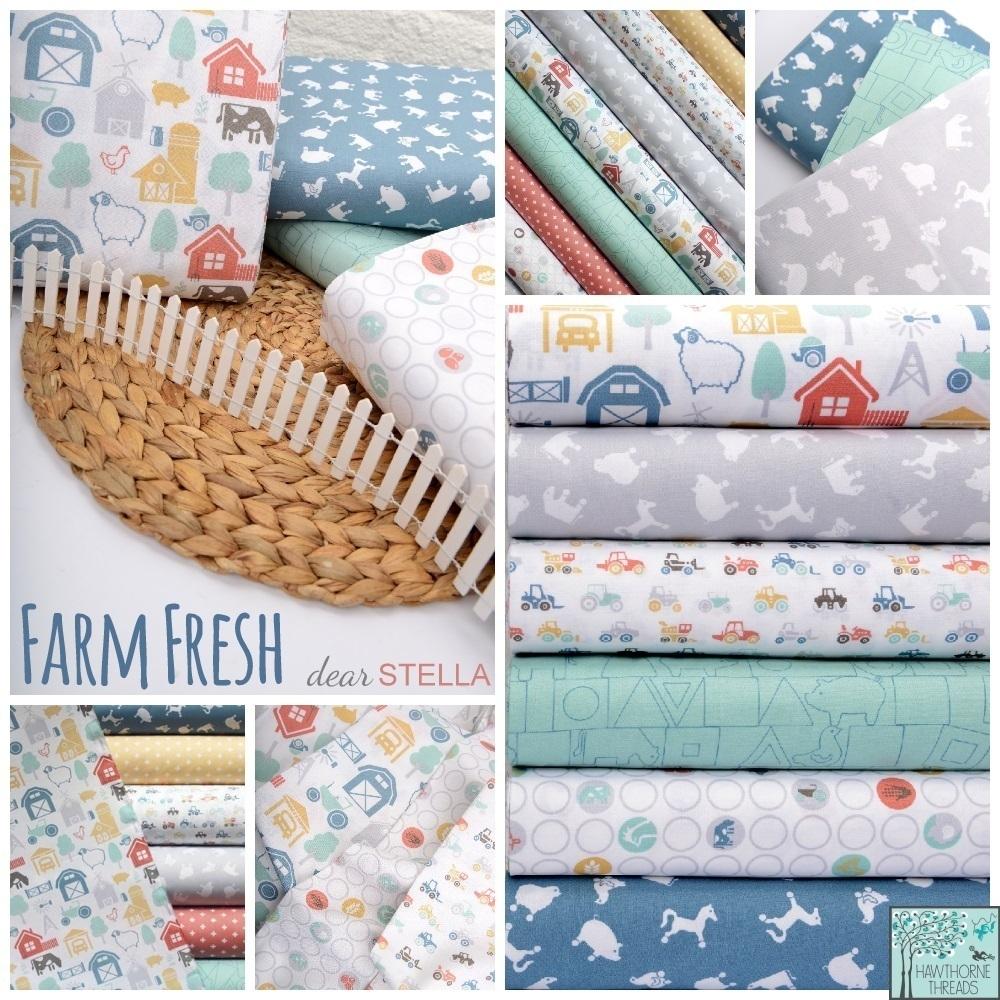 Farm Fresh Fabric