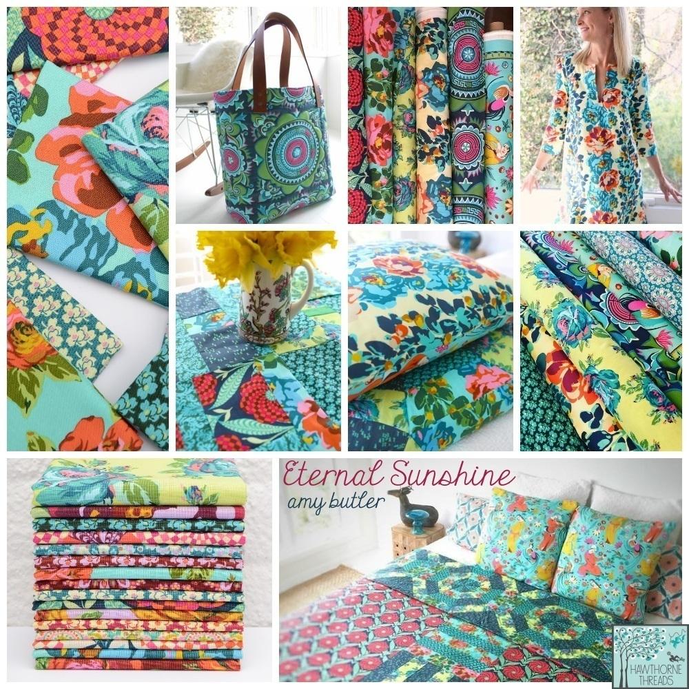 Amy Butler Eternal Sunshine Fabric Poster