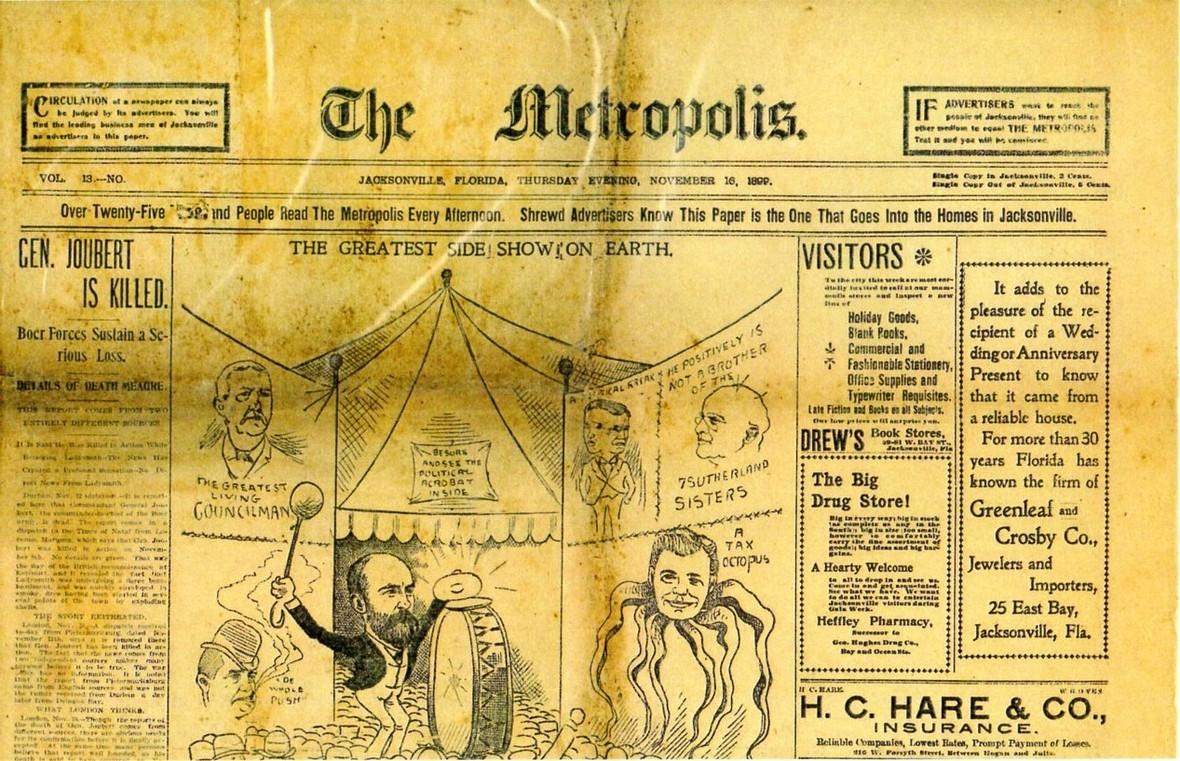 Metropolis 1899