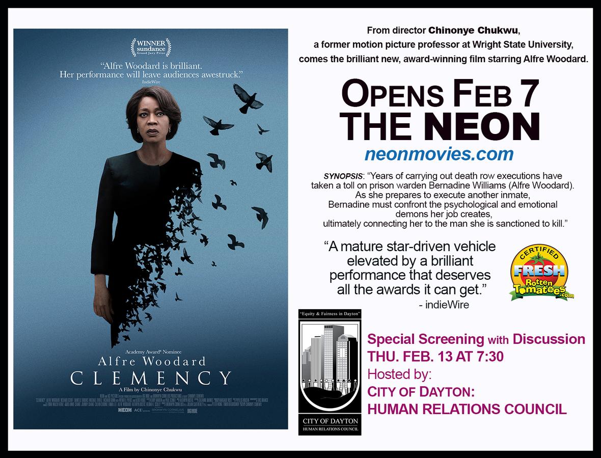 CLEMENCY Flyer
