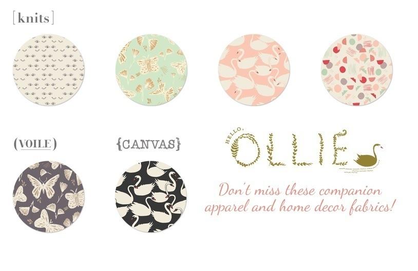 Hello Ollie Alternate Substrate Fabrics