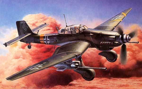 Junkers-87-Stuka