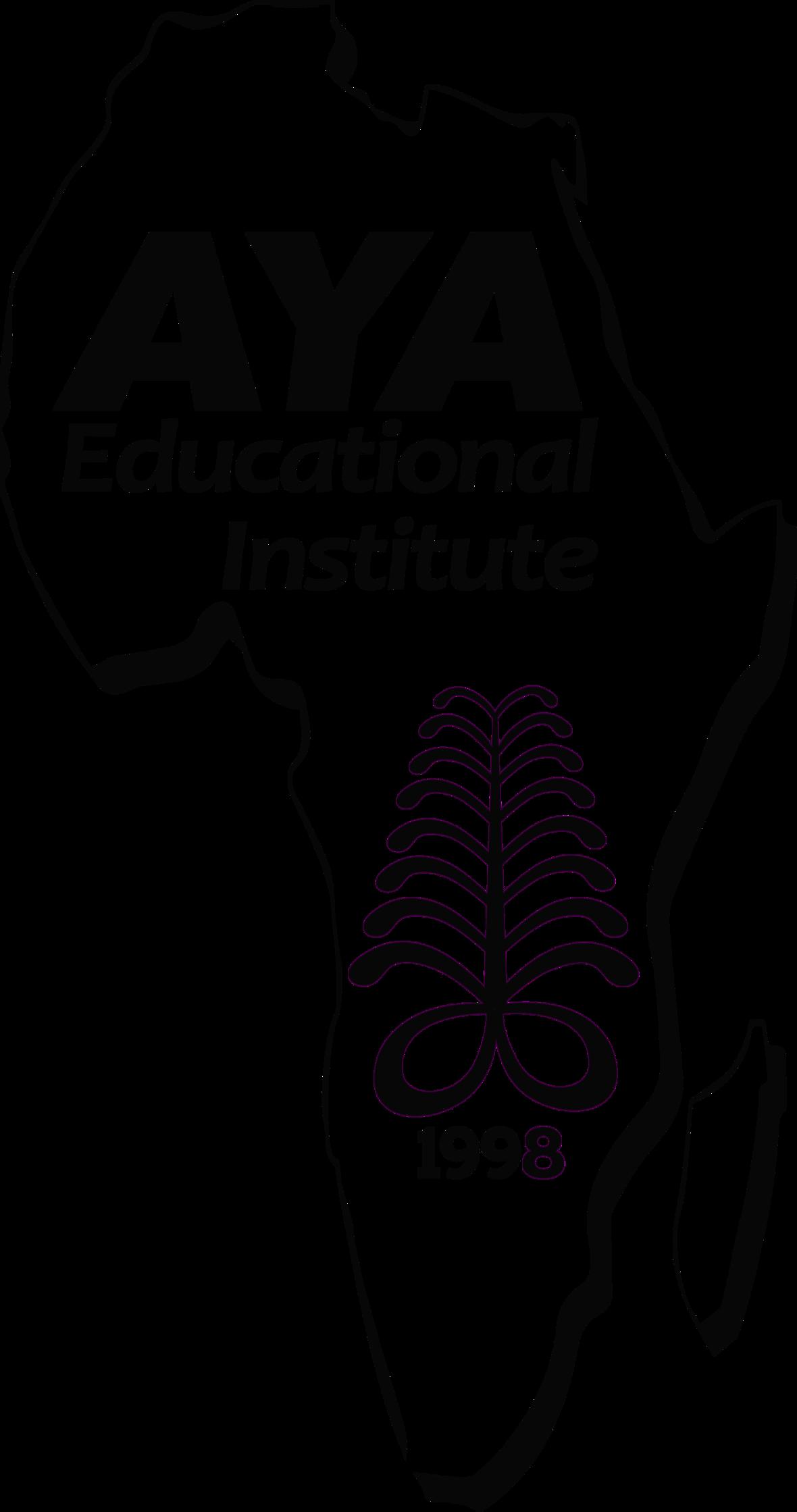 aya logo vector 2016