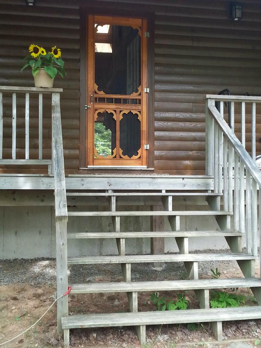 Front Door 1A