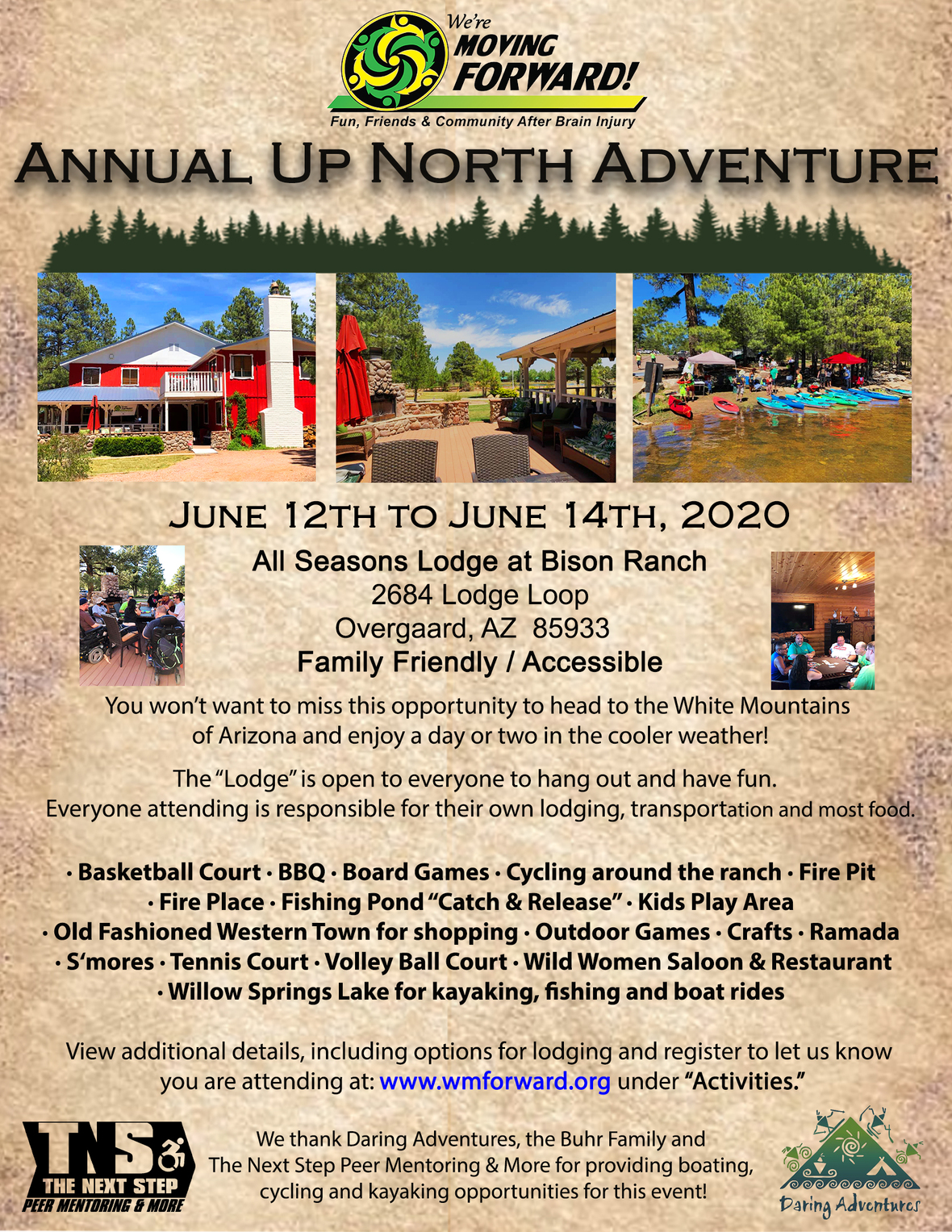 2020 Annual Up North Flyer