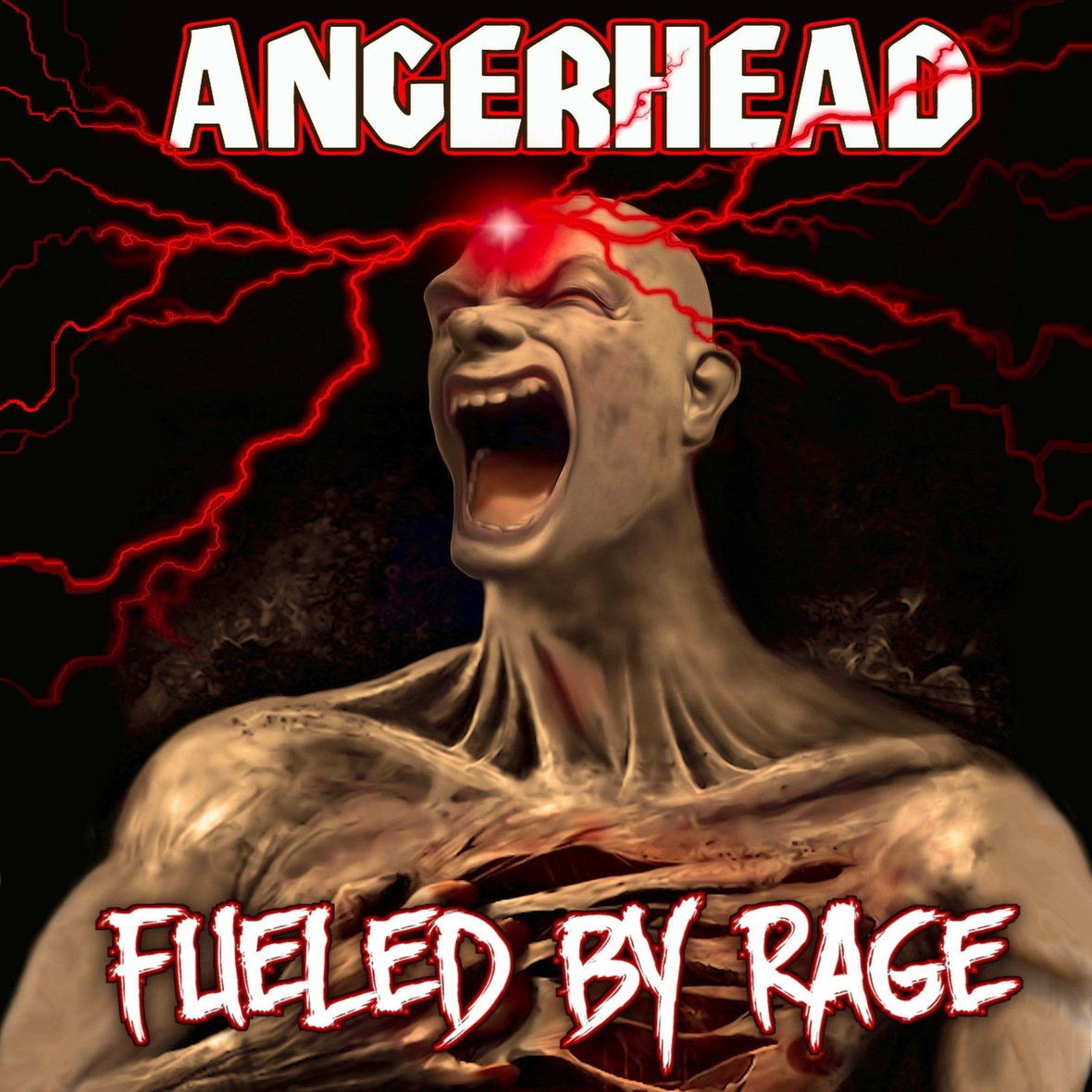 Angerhead - Fueled by Rage ep cover  2016