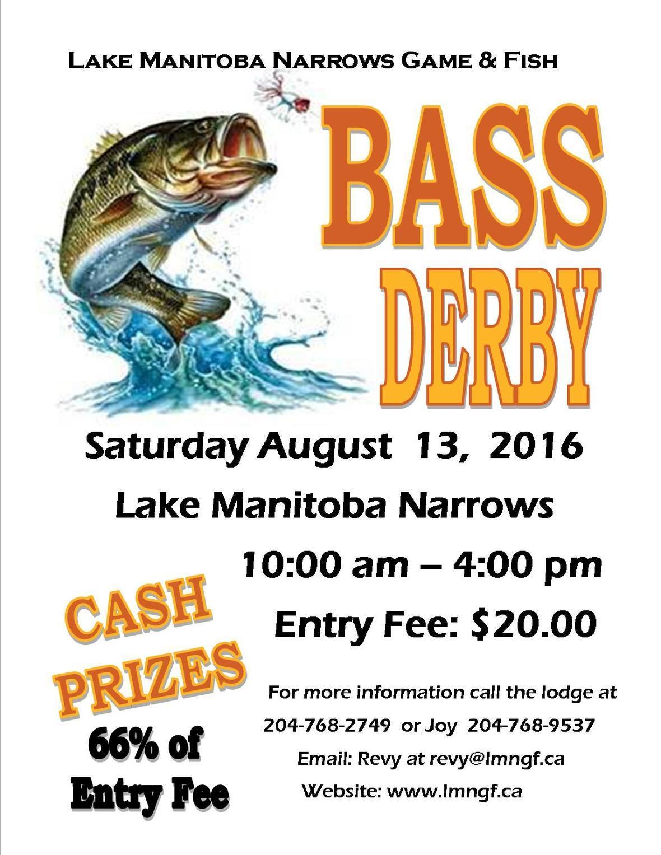 Bass Derby 2016