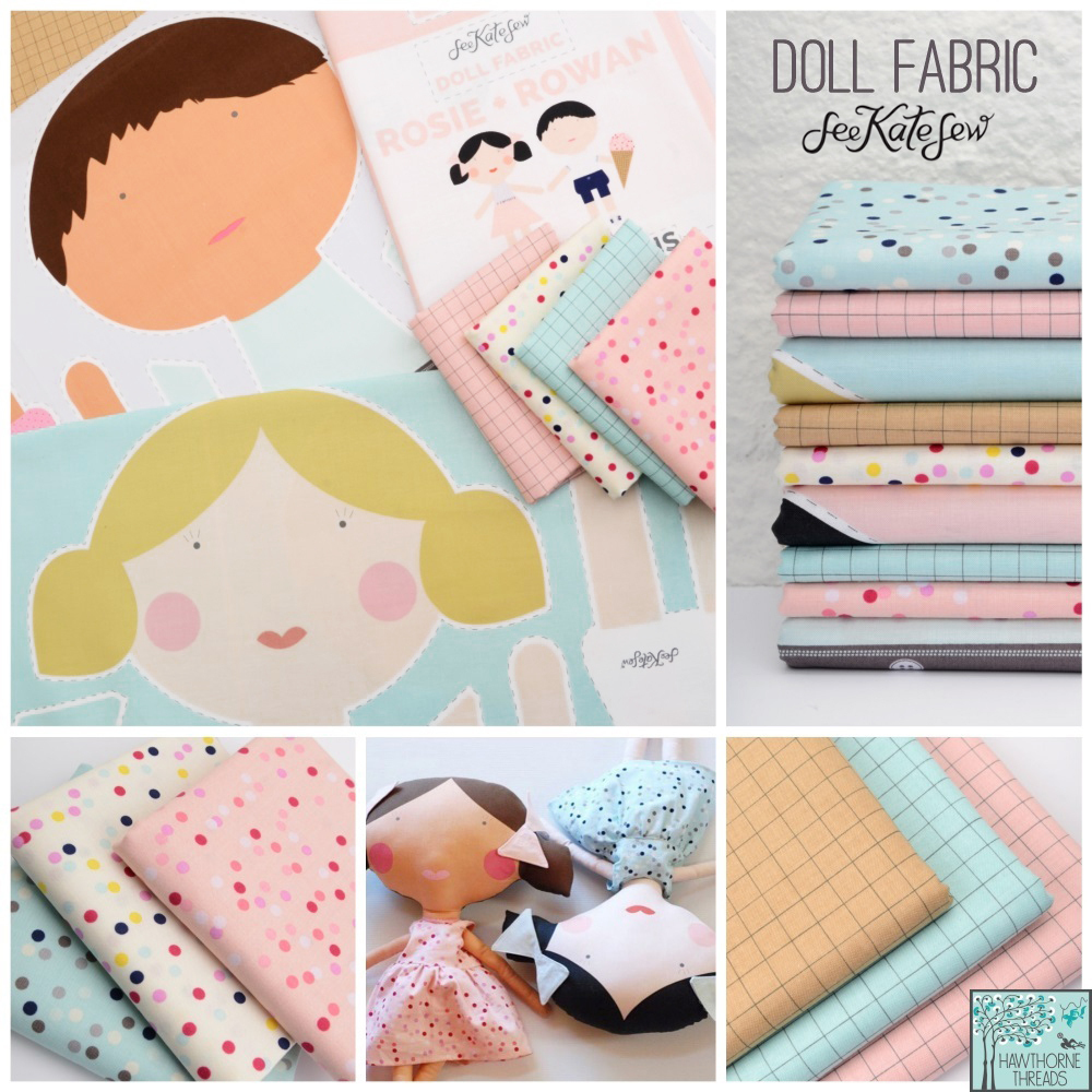 Doll Fabric Poster