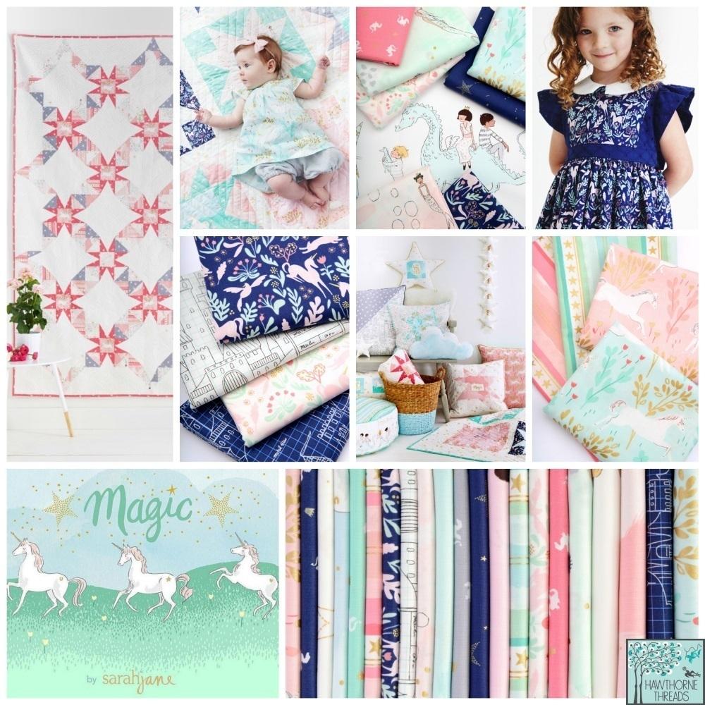 Magic Fabric Poster
