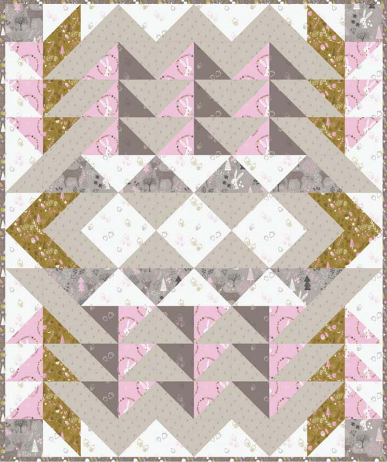 New Bohemian Quilt