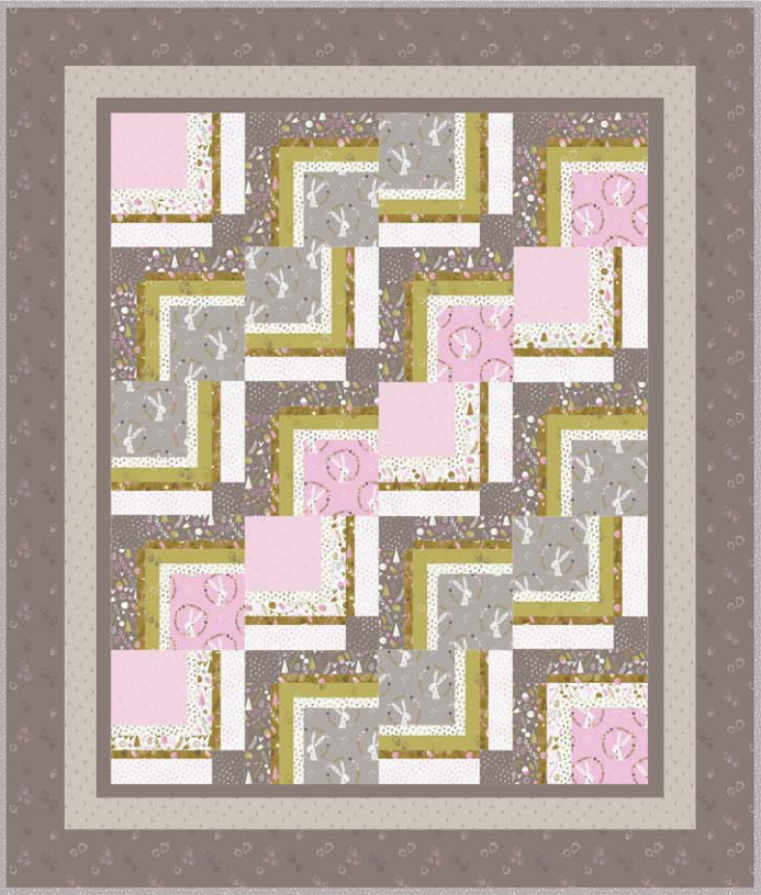 Twist on Tradition Quilt
