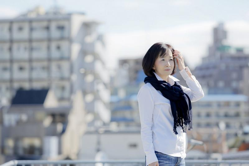 Hideko Kataoka by TOBI