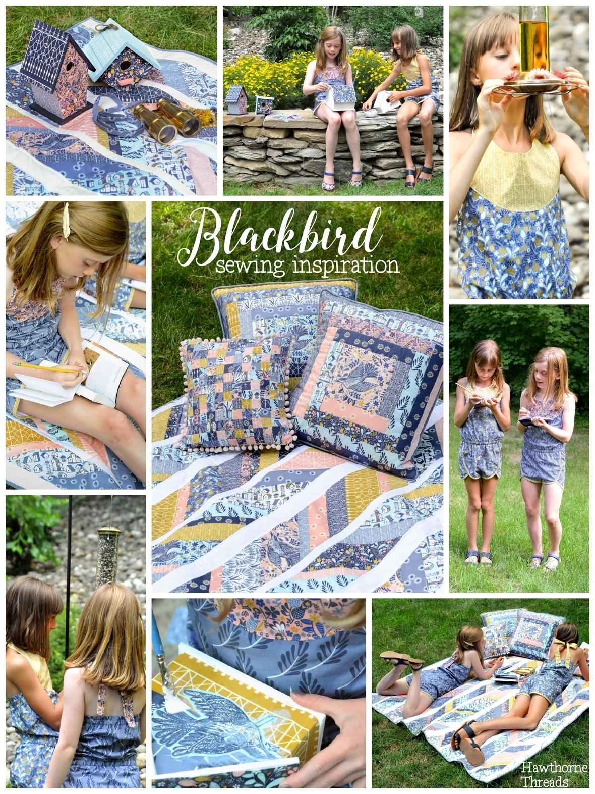 Blackbird Sewing Inspiration