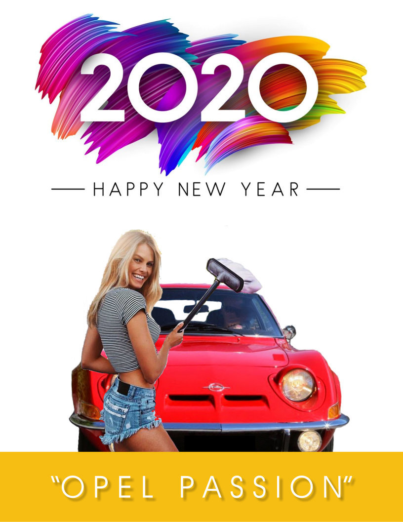 Opel Passion
