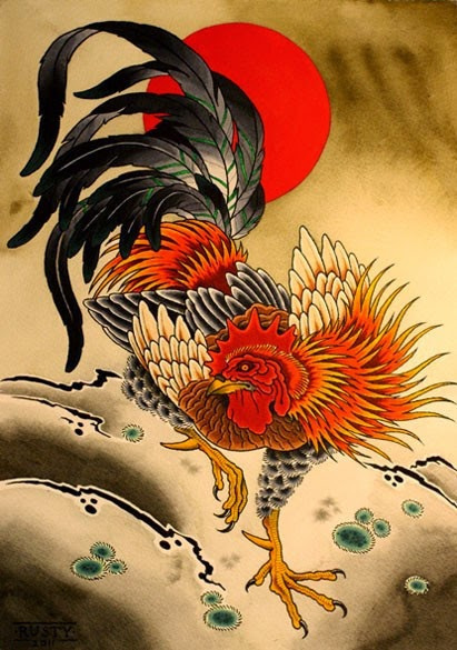 japanese-rooster