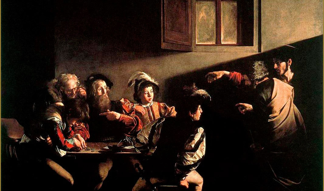 Caravaggio--Vocacion-de-San-Mateo