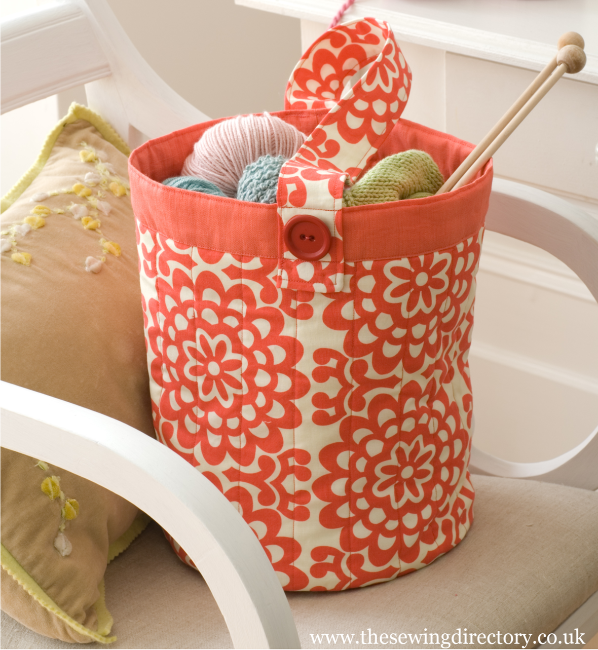 Knitting Bag Project