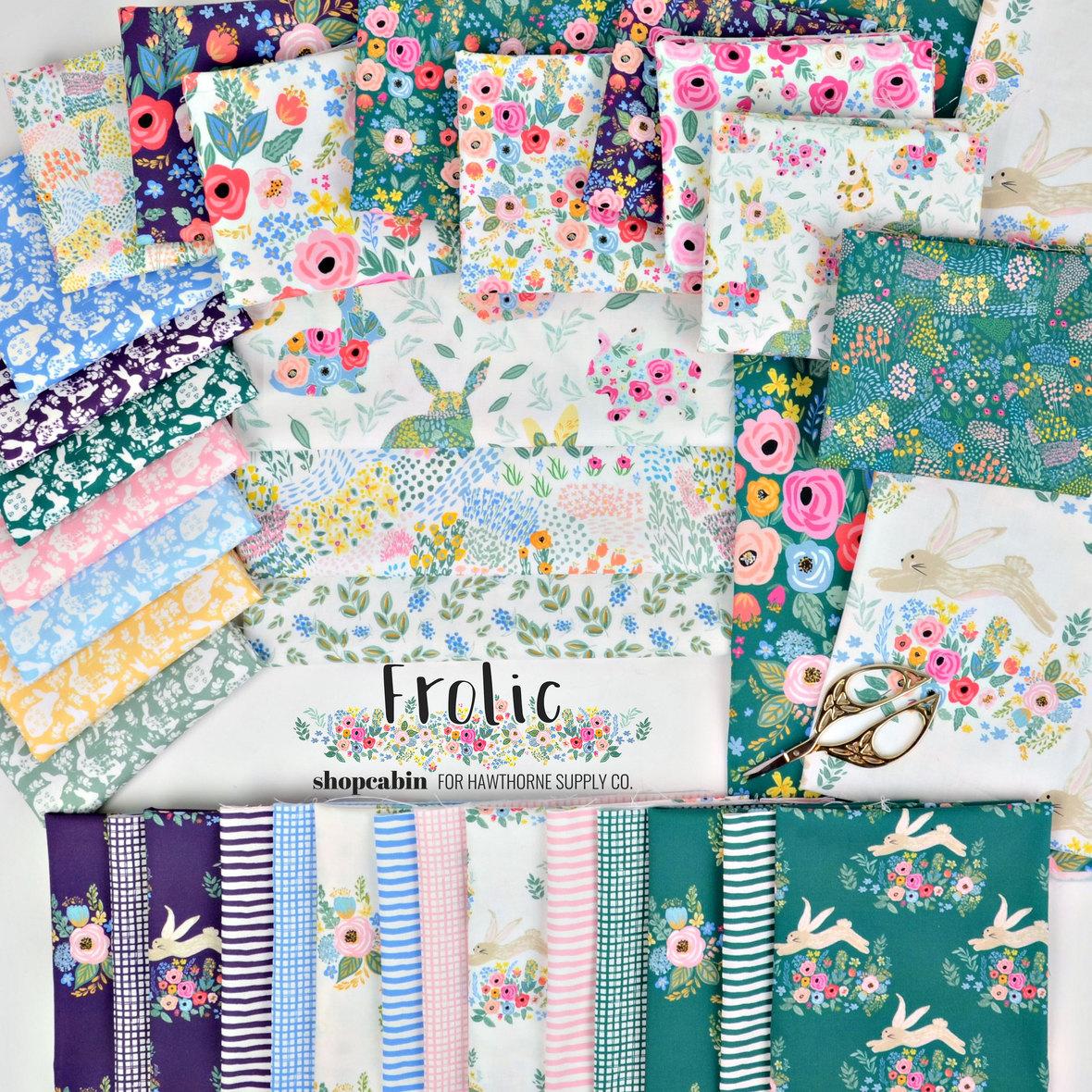 Frolic-Bunny-Fabric-Shopcabin-at-Hawthorne-Supply-Co