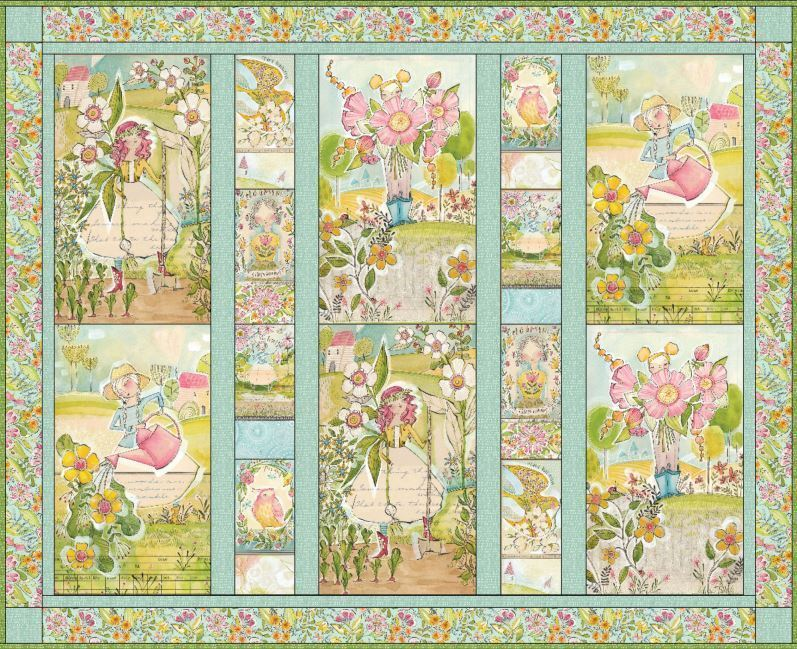 Garden Club Blend Free Projects