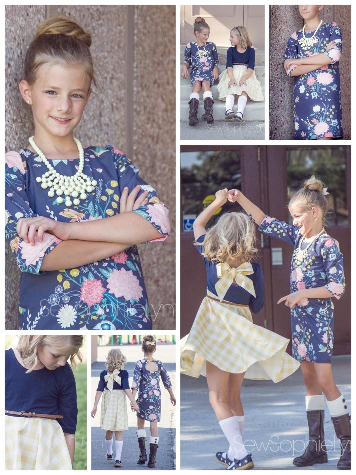 Sew Sophie Lynn Nectar Fabric 1200
